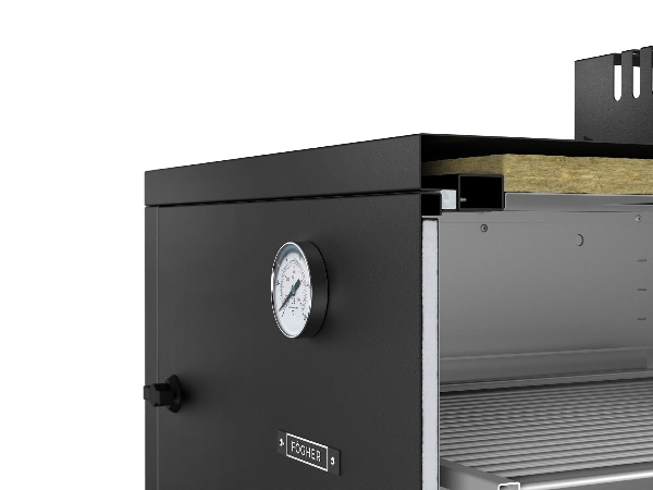 SMOKER PROFESSIONALE P650
