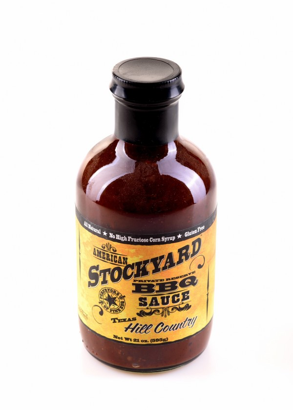SALSA BARBECUE STOCKYARD - TEXAS HILL COUNTRY - 350 ML