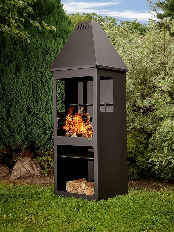 Bracieri e griglie da esterno barbecue - Bracieri per esterno ...