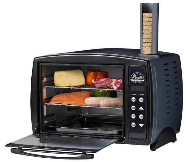 Bradley smoker forno affumicatore digitale bradley 2 for Affumicatore portatile