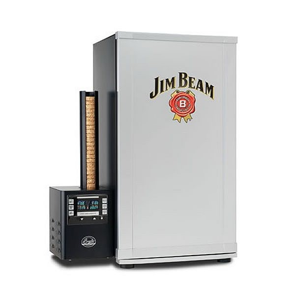 BARBECUE AFFUMICATORE DIGITALE BRADLEY JIM BEAM- 4 RIPIANI
