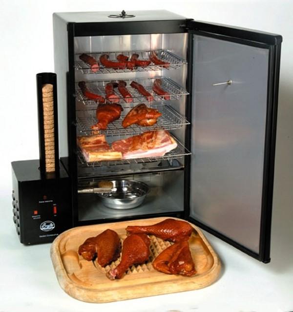 bradley smoker barbecue affumicatore digitale bradley 4 ripiani affumicatori bbq elettrici. Black Bedroom Furniture Sets. Home Design Ideas