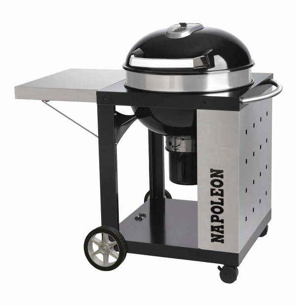 RODEO 57 cm PRO CHARCOAL CART