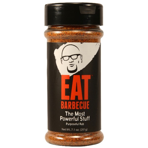 THE MOST POWERFULL STUFF BBQ RUB - 201g