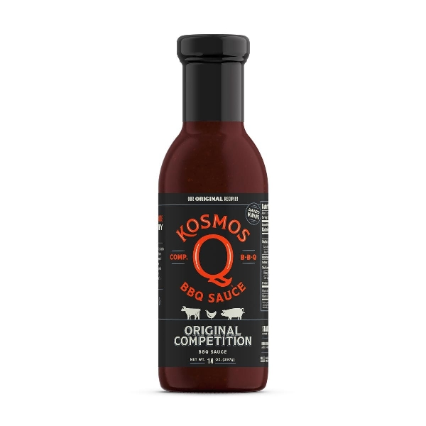 ORIGINAL COMPETITION BBQ SAUCE - GR 454
