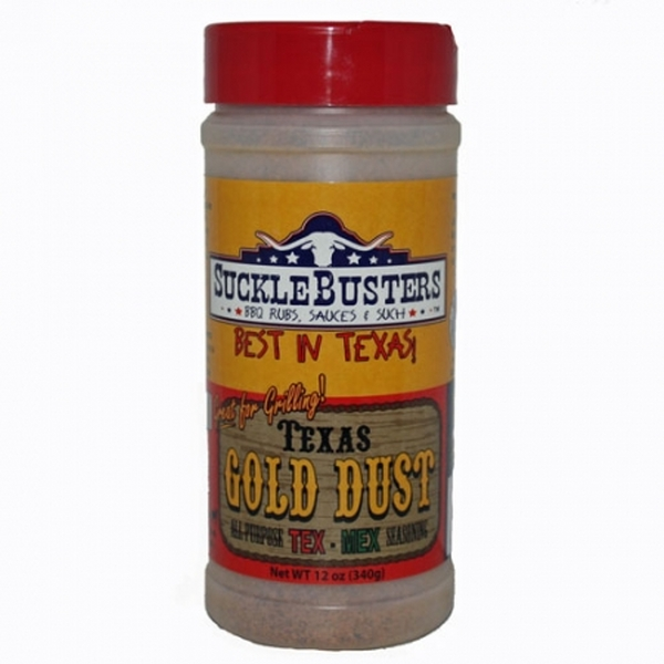 TEXAS GOLD DUST ALL-POURPOSE SEASONING - GR 340