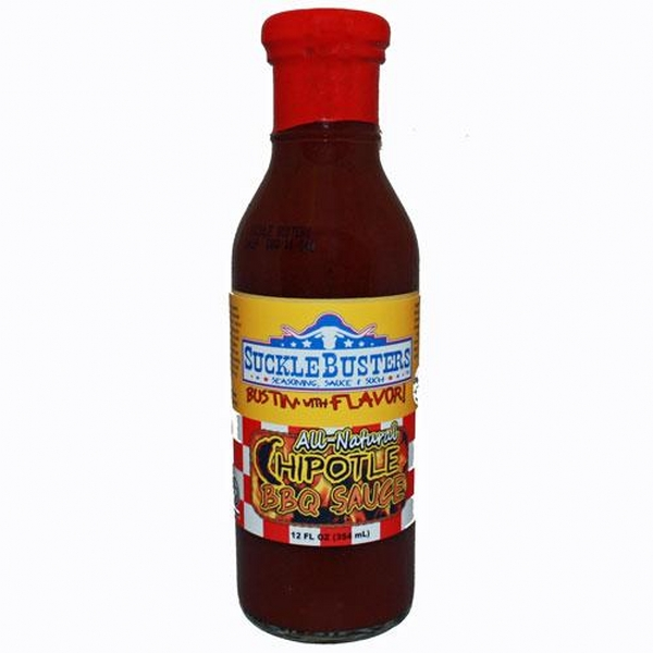 ALL-NATURAL CHIPOTLE BBQ SAUCE - ML 354