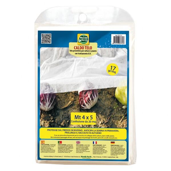 Tessuto non tessuto caldo telo mt 4 x 5 manutenzione e compostaggio - Telo tessuto non tessuto giardino ...